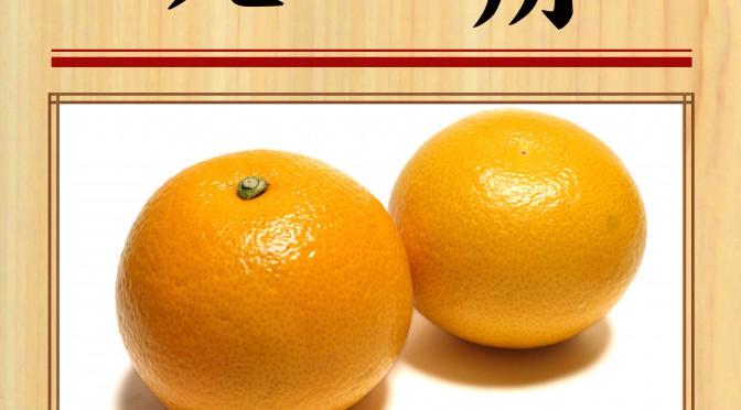 1月6日(土) 八朔(はっさく)
