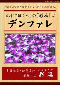 0417彩湯 男女湯 デンファレ